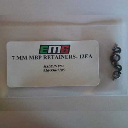 7 mm MBP 12 ea