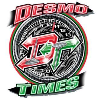 Desmo Times Logo 2